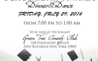 2016 Scholarship Awards Dinner and Dance | Advertisement Reservation Form